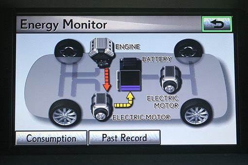 凌志rx450h油电混合suv 高清图片