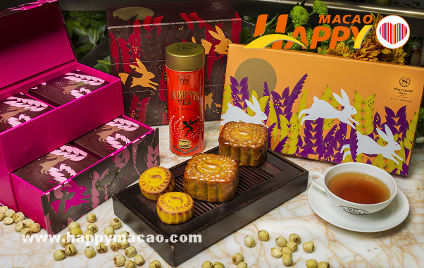 Sheraton_Macao_Hotel_-_Mooncakes_and_TWG_Moments_Tea