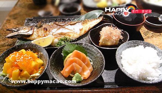 诚意的日本美食