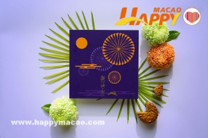 鷺環海天月餅 傳統創意兼備
