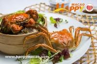 滋味「蟹」逅萬豪中菜廳