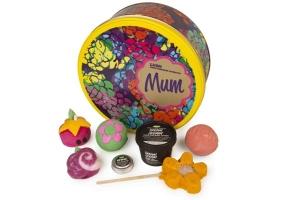 Lush 母親節浴芭禮盒