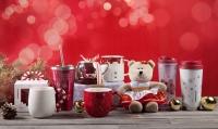 星巴克聖誕系列禮品