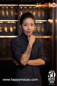 亞洲50最佳餐廳2021-亞洲最佳女廚師獎