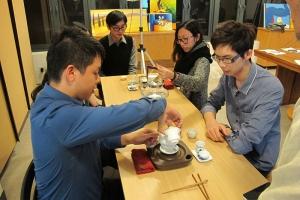 外港青年中心茶藝進階班
