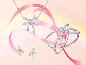 「絲帶系列」珠寶首飾