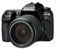 PENTAX K-5機身小巧潛能大