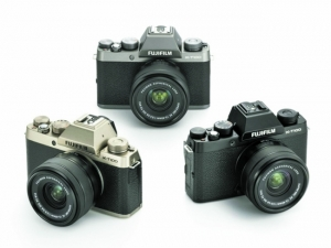 Fujifilm X-T100 攝影功能豐富