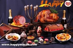 普羅旺斯法式聖誕及除夕自助餐