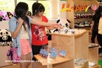 大熊貓禮品館售賣本地文創產品