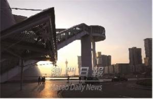 未來新城規劃有望打造二十公里濱海綠廊