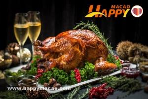 新葡京米芝蓮星級美饌慶祝聖誕佳節