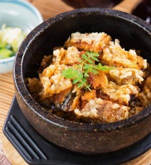 夏日限定鰻魚料理