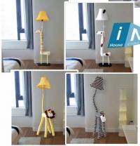 創意布藝可愛燈
