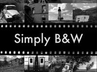 黑白相片從此不再簡單「Simply B&W」