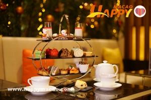 日式和果子聖誕下午茶