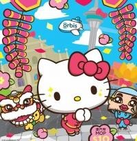 「睛」彩有愛Hello Kitty