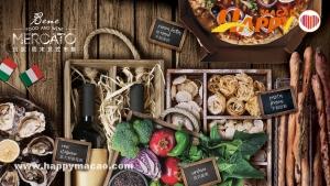意式週末市集 威尼托美食之旅