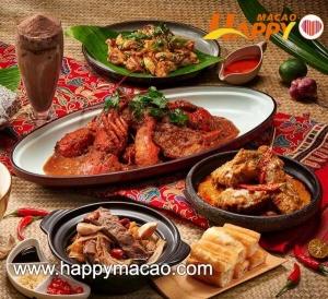 四月泰國五月星馬六月菲越 東南亞特色美食自助餐