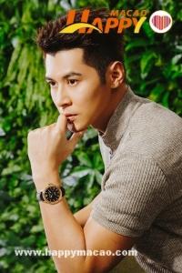 陳家樂不同風格演繹克里頓俱樂部系列腕錶