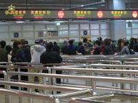 台灣旅客可使用《台胞證》出入境