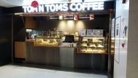 TOM N TOMS COFFEE免費試飲