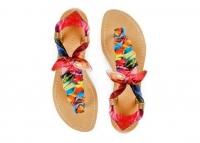 DIY百變神奇絲帶涼鞋