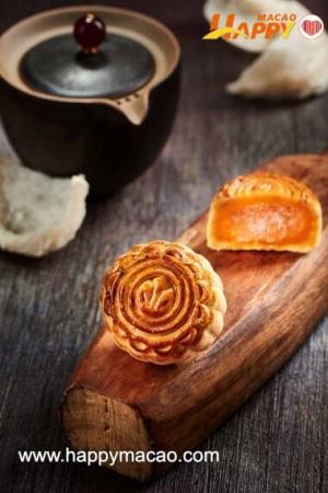 米芝蓮星級手工月餅