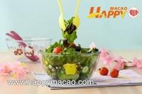新春購物優惠送限量版常滿玻璃碗連餐具