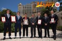 銀河榮獲2016中國酒單大獎十一個獎項