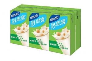 維他奶原味豆奶品質問題須回收