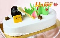 金麗華復活節限定蛋糕及禮籃