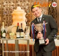 JW萬豪品酒師大賽奪冠