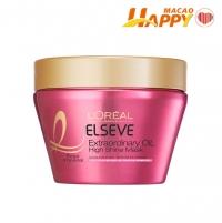 L'ORÉAL玫瑰精華油修護美髮系列