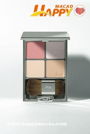 增強桃花運必備妝品  IPSA四合一粉盒