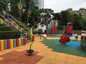 螺絲山兒童遊樂場已重新開放