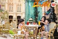 夏日繽Fun二人下午茶套餐