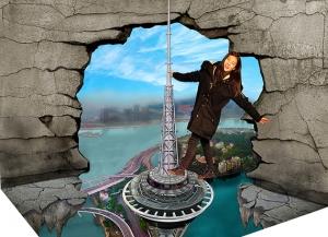 十六浦3D奇幻世界即將盛大開幕