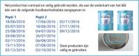 民署呼籲停食荷蘭一奶粉