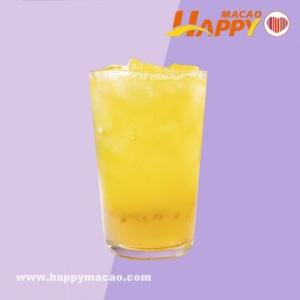 星巴克新品柚子蜜糖風味飲品