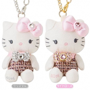 Hello Kitty×Swarovski可愛閃亮