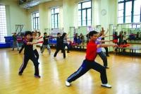 9至10月大眾體育健身興趣班