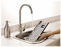 羅技推出水洗鍵盤