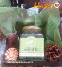 天然有機椰子油