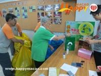 月餅盒回收大行動2015