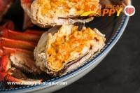 中西式秋蟹美食在索菲特