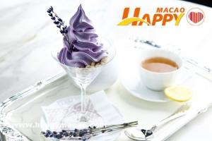 紫色浪漫來襲  富良野薰衣草雪糕