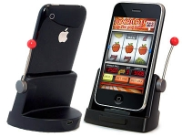 IPhone 變身老虎機