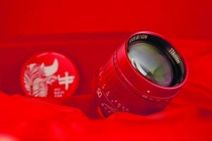 TT銘匠 50mm f/0.95 ASP限量版賀牛年