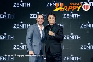 ZENITH  X  陳奕迅  大中華區限量版腕錶